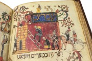 Barcelona Haggadah, London, British Library, Add. Ms. 14761 − Photo 14