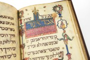 Barcelona Haggadah, London, British Library, Add. Ms. 14761 − Photo 20