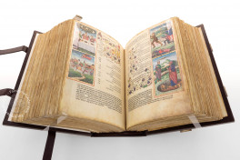 Rothschild Miscellany Facsimile Edition