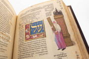 Rothschild Miscellany, Jerusalem, Israel Museum, Ms. 180/51 − Photo 13