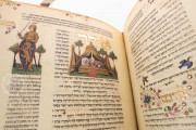 Rothschild Miscellany, Jerusalem, Israel Museum, Ms. 180/51 − Photo 20