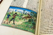 Book of the Hunt, Bruxelles, Bibliothèque Royale de Belgique, Ms. 10218 − Photo 14
