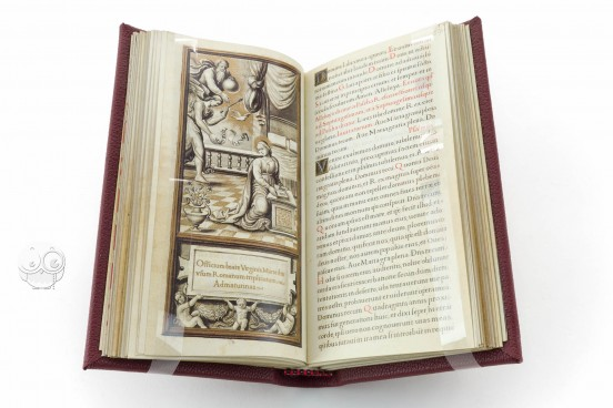 Younger Prayer Book of Charles V, Cod. Ser. n. 13.251 - Österreichische Nationalbibliothek (Vienna, Austria) − Photo 1