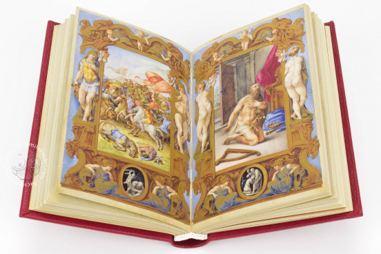 Farnese Hours, New York, The Morgan Library & Museum, MS M.69 − Photo 1