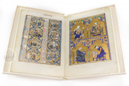Bible of Saint Louis Facsimile Edition