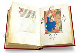 Master of Modena Hours Facsimile Edition
