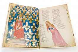 Poem of Praise for King Robert of Anjou Facsimile Edition