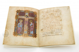 Sacramentary of Beauvais Facsimile Edition