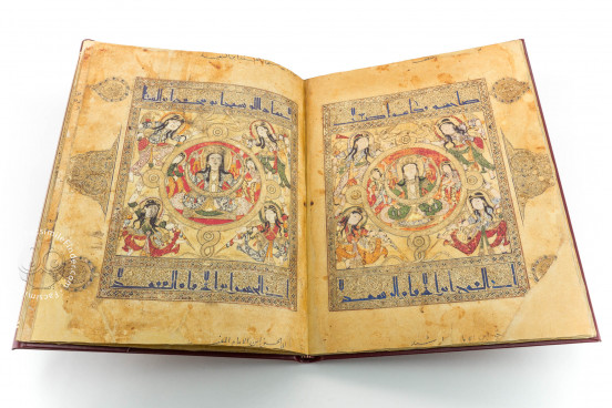 Kitab al-Diryaq, Paris, Bibliothèque Nationale de France, Ms. Arabe 2964 − Photo 1