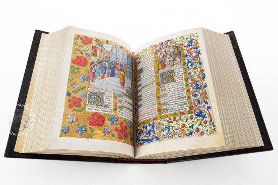 The Isabella Breviary, London, British Library, Add. Ms. 18851 − Photo 1
