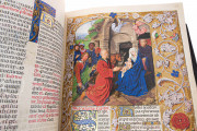The Isabella Breviary, London, British Library, Add. Ms. 18851 − Photo 5