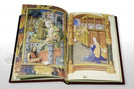 Book of Hours of Louis of Orleans Facsimile Edition