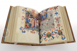 Book of Hours of Maria of Navarre Facsimile Edition