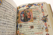 Book of Hours of Maria of Navarre, Venice, Biblioteca Nazionale Marciana, Ms. Lat. I 104/12640 − Photo 5