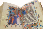 Book of Hours of Maria of Navarre, Venice, Biblioteca Nazionale Marciana, Ms. Lat. I 104/12640 − Photo 14