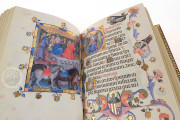 Book of Hours of Maria of Navarre, Venice, Biblioteca Nazionale Marciana, Ms. Lat. I 104/12640 − Photo 18