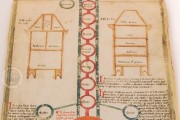 Genealogy of Christ, Rome, Biblioteca Casanatense, Ms. 4254 − Photo 8