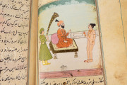 Ladhdhat al-nisâ (The pleasures of women), Paris, Bibliothèque Nationale de France, Suppl. persan 1804 − Photo 12