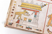 Codex Fejérváry-Mayer, Museum of the City (Liverpool, United Kingdom) − photo 5