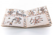 Codex Fejérváry-Mayer, Museum of the City (Liverpool, United Kingdom) − photo 11