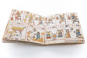 Codex Fejérváry-Mayer, Liverpool, World Museum Liverpool, 12014 M − Photo 17