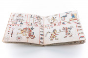 Codex Fejérváry-Mayer, Museum of the City (Liverpool, United Kingdom) − photo 19