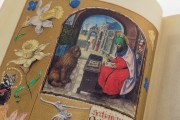 La Flora - Book of Hours, Naples, Biblioteca Nazionale Vittorio Emanuele III, Ms. I.B.51 − Photo 22