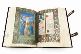 Missal of Barbara of Brandenburg Facsimile Edition