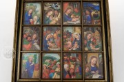 Stein Quadriptych, Baltimora, Walters Art Museum, W. 442 − Photo 17