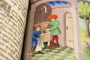 Boccaccio's Decameron, Paris, Bibliothèque de l'Arsenal, Ms 5070 − Photo 3