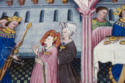 Boccaccio's Decameron, Paris, Bibliothèque de l'Arsenal, Ms 5070 − Photo 11