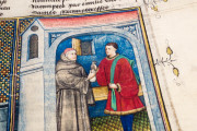 Boccaccio's Decameron, Paris, Bibliothèque de l'Arsenal, Ms 5070 − Photo 12