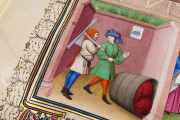 Boccaccio's Decameron, Paris, Bibliothèque de l'Arsenal, Ms 5070 − Photo 21