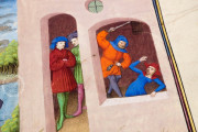 Boccaccio's Decameron, Paris, Bibliothèque de l'Arsenal, Ms 5070 − Photo 25