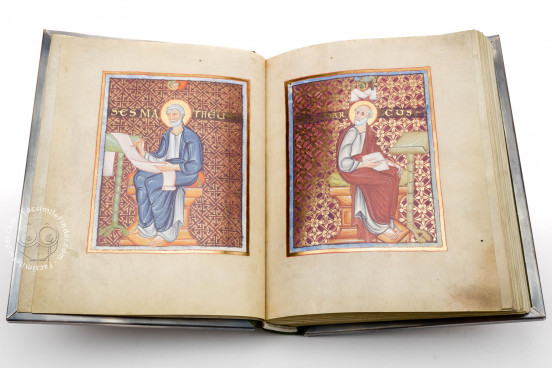 Codex Egberti, Trier, Stadtbibliothek Weberbach, Ms. 24 − Photo 1