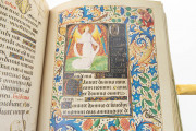 Hours of Mary of Burgundy, Vienna, Österreichische Nationalbibliothek, Codex Vindobonensis 1857 − Photo 13