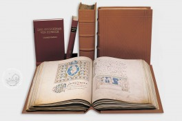 Antiphonary of St. Peter Facsimile Edition