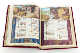 Hours of Henry VIII Facsimile Edition
