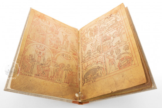 Model Book of Rein, Vienna, Österreichische Nationalbibliothek, Codex Vindobonensis 507 − Photo 1
