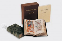 Older Prayerbook of Emperor Charles V Facsimile Edition