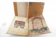 Worms Mahzor, Jerusalem, Jewish National and University Library, MS 4° 781 − Photo 7