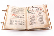 Worms Mahzor, MS 4° 781/1 - Jewish National and University Library (Jerusalem, Israel) − Photo 8