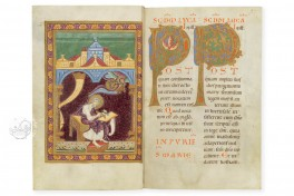 Golden Book of Pfäfers Facsimile Edition