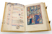 Ramsey Psalter, Lavanttal, Stift St. Paul Bibliothek, Cod. 58/1 New York, The Morgan Library & Museum, MS. M.302 − Photo 14