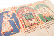 Guta-Sintram Codex, Ms. 37 - Bibliothèque du Grand Séminaire (Strasbourg, France) − Photo 3