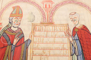 Guta-Sintram Codex, Ms. 37 - Bibliothèque du Grand Séminaire (Strasbourg, France) − Photo 11