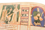 Guta-Sintram Codex, Ms. 37 - Bibliothèque du Grand Séminaire (Strasbourg, France) − Photo 17