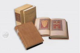Echternach Sacramentary and Antiphonary Facsimile Edition