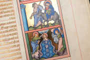 Mainz Gospels, Aschaffenburg, Hofbibliothek Aschaffenburg, Ms. 13 − Photo 24