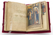 Oxford Bible Pictures, Ms. W. 106 › Walters Art Museum (Baltimora, USA) Musée Marmottan (Paris, France) − Photo 4